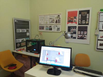 Laboratorij za 3D ispis i dizajn obuće