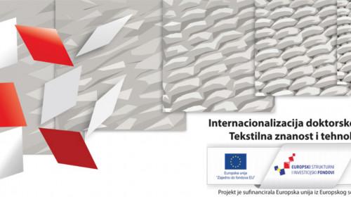 Internacionalizacija doktorskog studija Tekstilna znanost i tehnologija