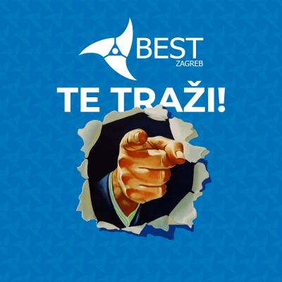 Priključi se BEST-u!