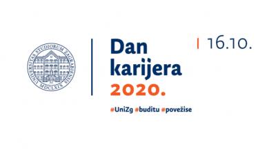 Dan karijera 2020. Sveučilišta u Zagrebu