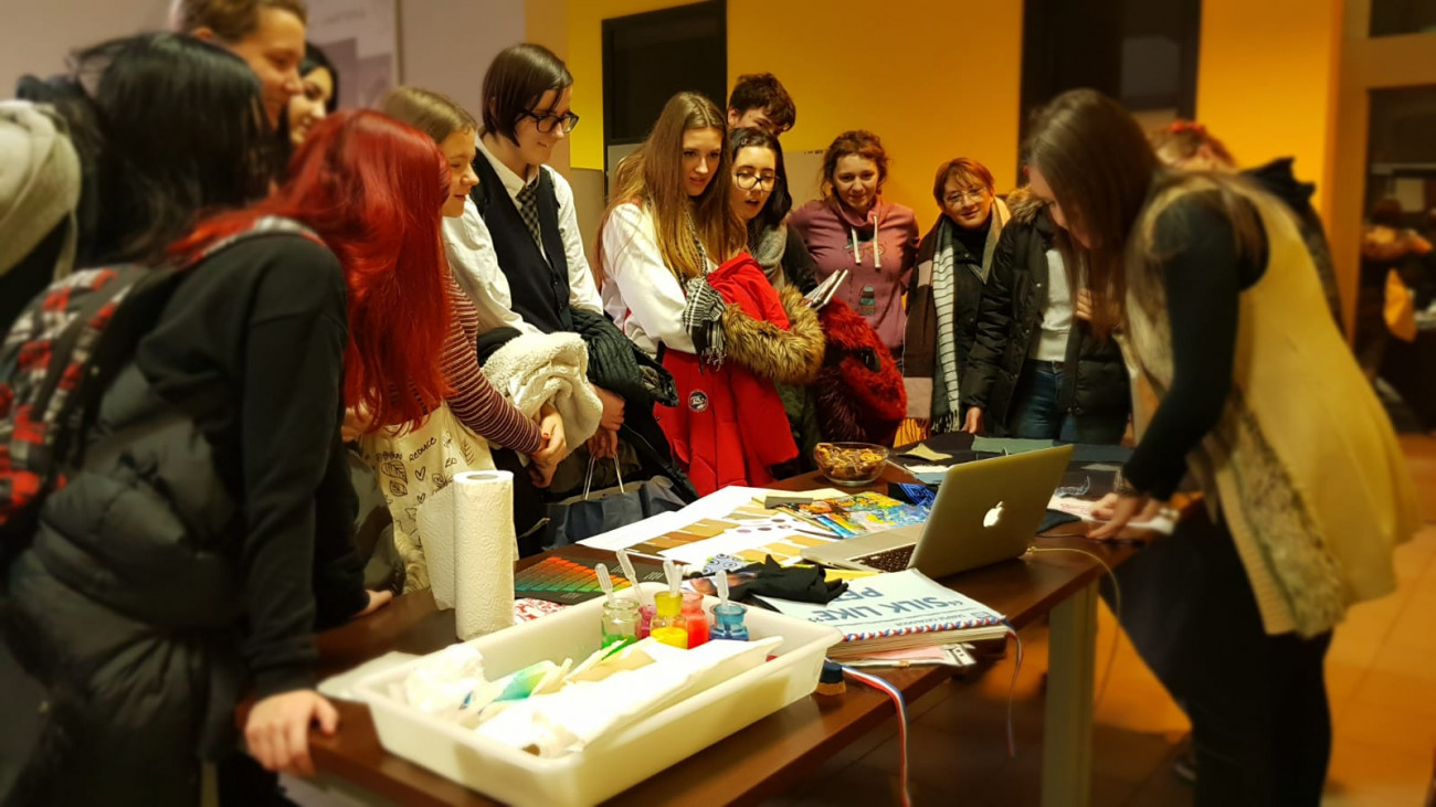 Održan Dan otvorenih vrata Sveučilišta u Zagrebu Tekstilno–tehnološkog fakulteta 2019.