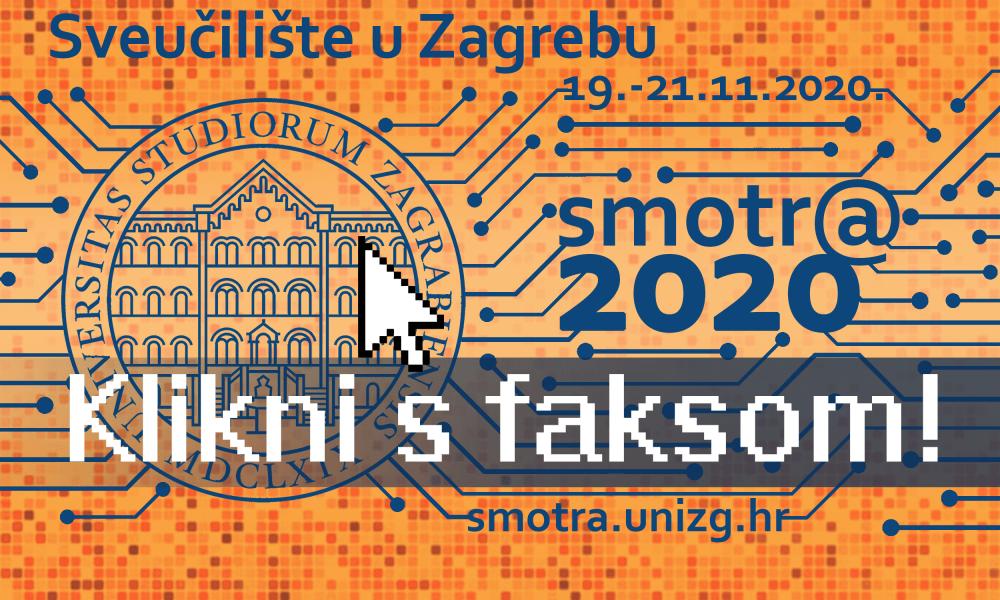Virtualni izložbeni kutak Tekstilno-tehnološkog fakulteta u okviru ovogodišnje Smotre!