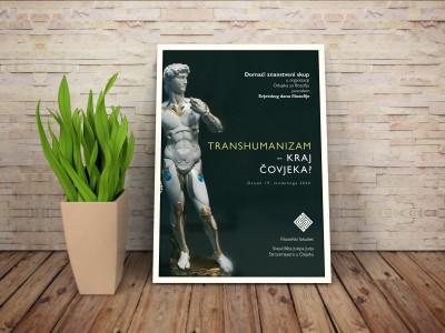 "Uvodno predavanje prof. dr. sc. Žarka Paića na simpoziju ""Transhumanizam – Kraj čovjeka?"""