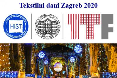 Tekstilni dani Zagreb 2020 - Izazovi novih uvjeta