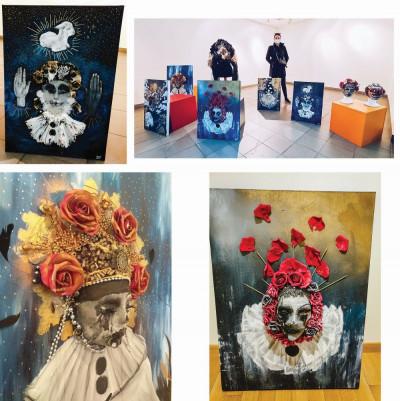 Izložba Dine Kundih U Galeriji TTF-a