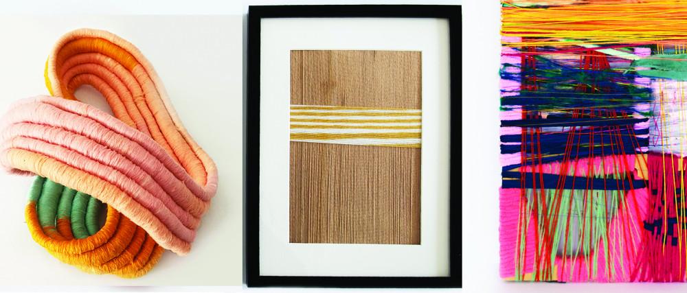 "Izložba ""Judit Scott kao poticaj-Tekstilne forme"""