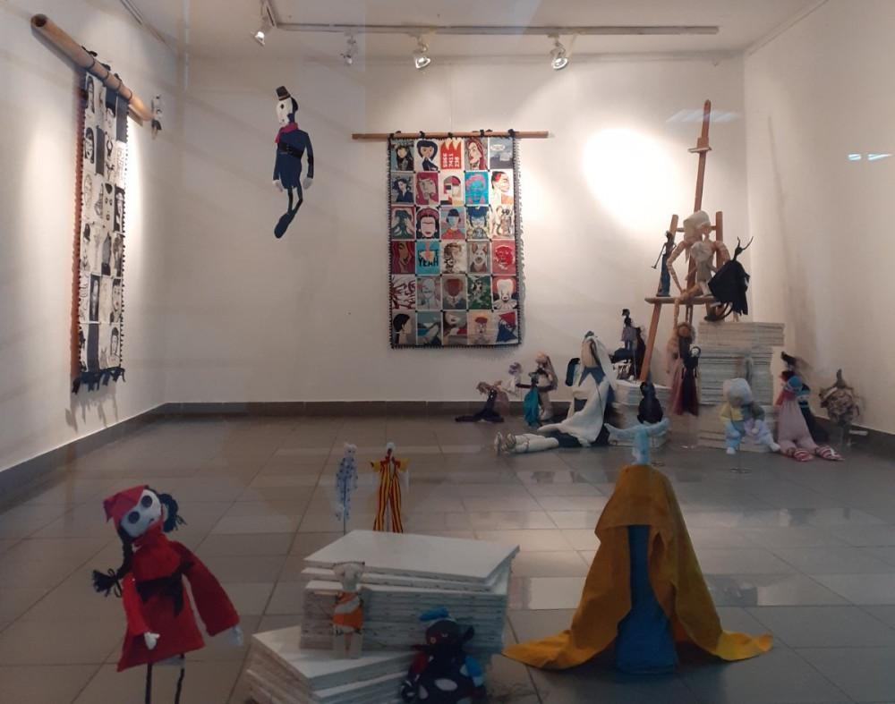 Studentski radovi u Galeriji TTF-a
