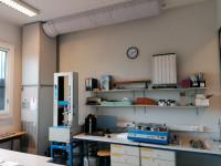 Klimatizirani laboratorij za fizikalno-mehanička ispitivanja tekstila