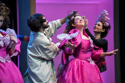 Opera Pepeljuga - Kostimografija u Galeriji TTF-a