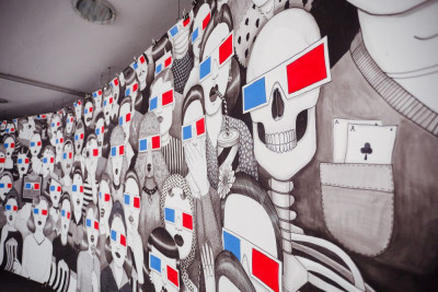 """Izložba """"We are watching you"""" akademske umjetnice Ivane Mrčela"""