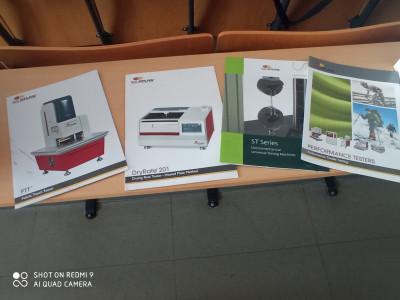 Predstavljanje tvrtke SDL Atlas na Sveučilištu u Zagrebu Tekstilno-tehnološkom fakultetu