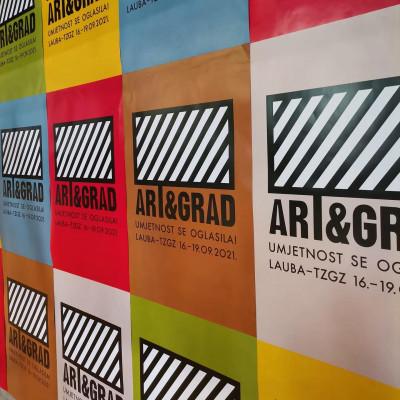 Projekt Art & Grad - Umjetnost se oglasila