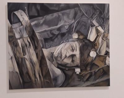 Održana izložba izv. prof. art. Helene Schultheis Edgeler