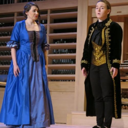 Opera W. A. Mozarta Cosi fan tutte