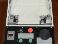 Uređaj za mjerenje otpornosti tehničkih tekstilnih plošnih proizvoda na dvoosna ciklička naprezanja